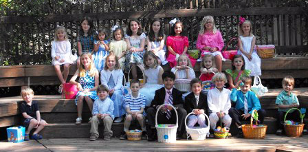 Sunday School on Easter