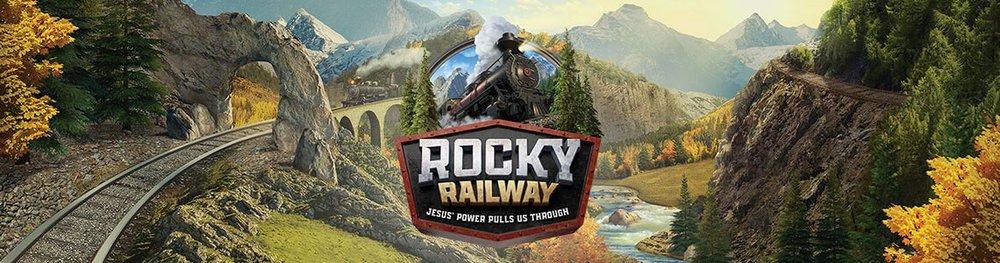 Rocky Mountain Railway